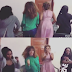Nadia Buari, Jackie Appiah,Lydia  & Christabel Shakes Their 'Bumbums' to Throwback 'Macarena' Jam (watch video)