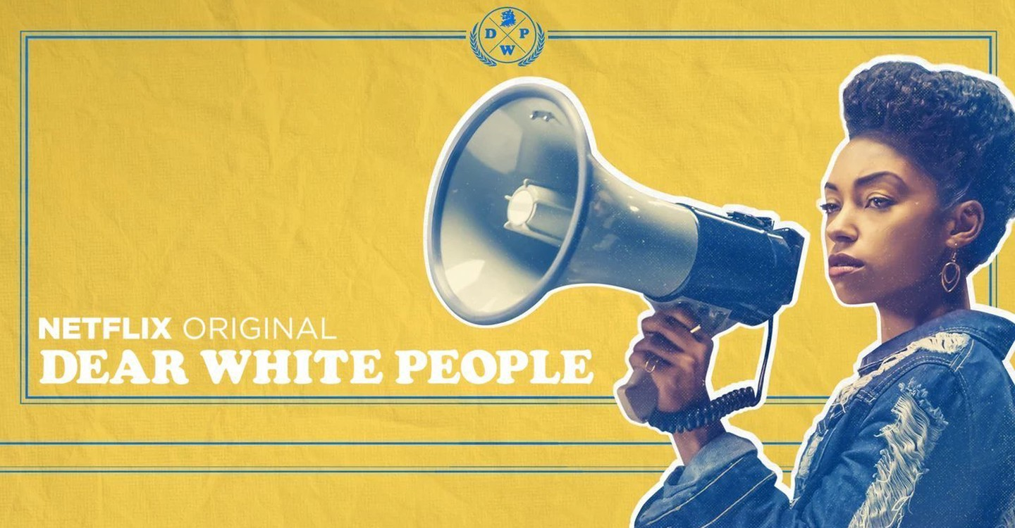 Dear White People Season 2 Two Poster Banner