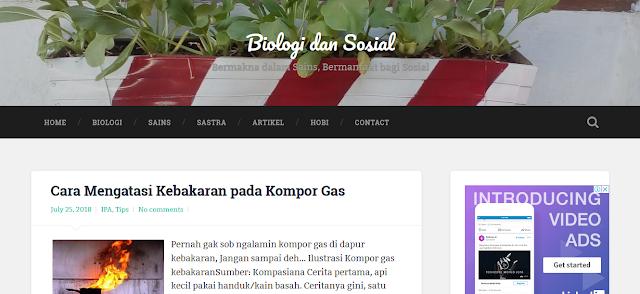 Biologi dan Sosial
