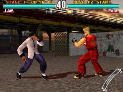 Download Tekken 3 Game Highly Compressed Version