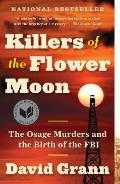 Killer of the Flower Moon mens book club review rating