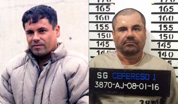 Fiscalía de Nueva York elimina seis cargos contra El Chapo