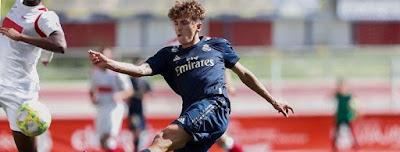 Empate luchado hasta el final. San Sebastián de Los Reyes 1-1 Real Madrid Castilla.