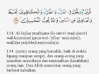Tajwid Surat Ali Imran Ayat 134