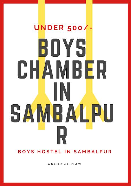 Boys Chamber in Sambalpur