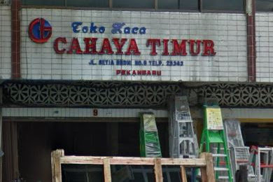 Lowongan Kerja Toko Kaca Cahaya Timur Pekanbaru September 2018