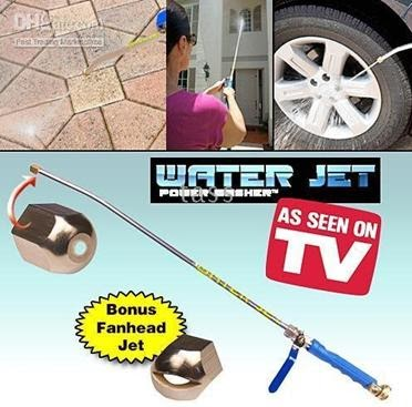 As Seen On Tv Water Jet Power Washer