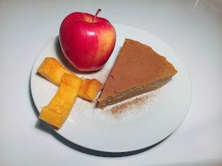 Как приготовить суфле из яблок и тыквы