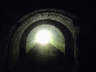 Тараканівський (Дубенський) форт. Світло в кінці тунелю