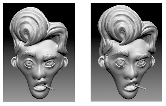 First ever Z-brush sculpt!