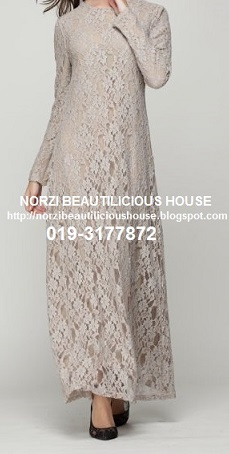 NBH0397 HAFAWATI DRESS