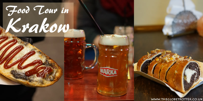 Food and Vodka Tour in Krakow - Poland