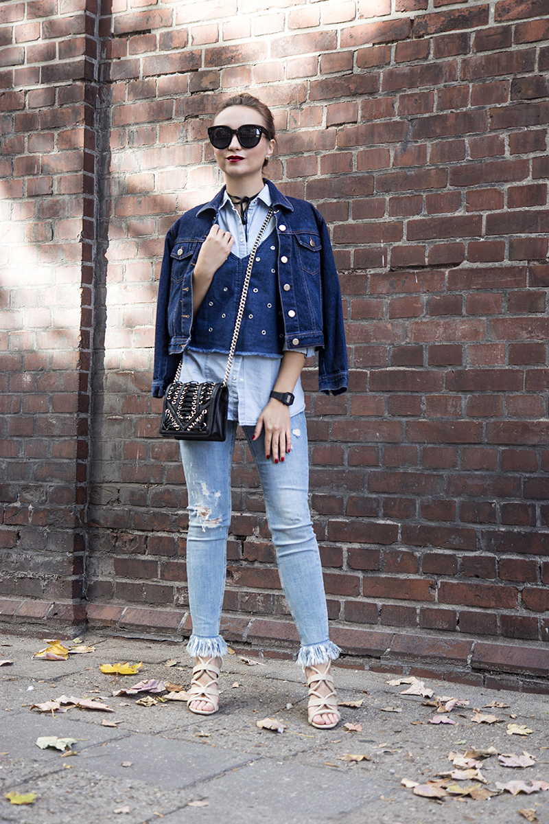 #OOTD: ALL DENIM EVERYTHING