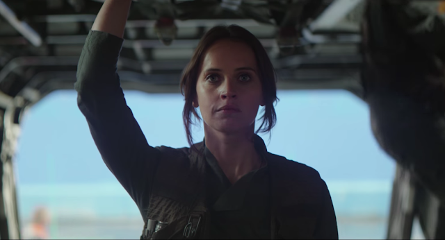 Segundo trailer de Rogue One: Uma História Star Wars é revelado