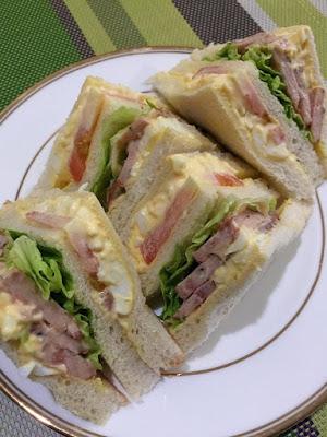 Resepi Sandwich Tersedap!!