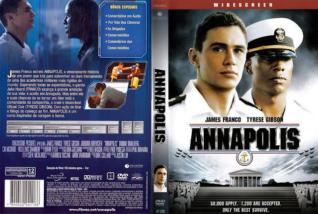 Capa DVD Annapolis