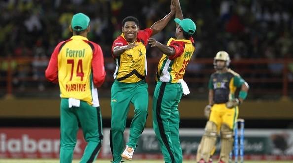 Guyana Amazon Warriors vs St. Kitts & Nevis Patriots 2nd T20 Winner