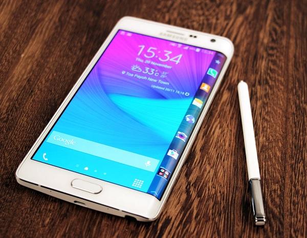 thay mặt kính Samsung Galaxy Note Edge chính hãng