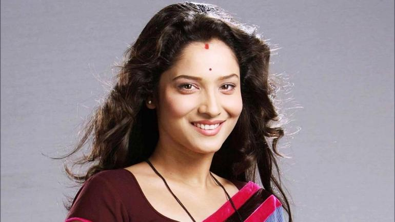 ankita lokhande first audition