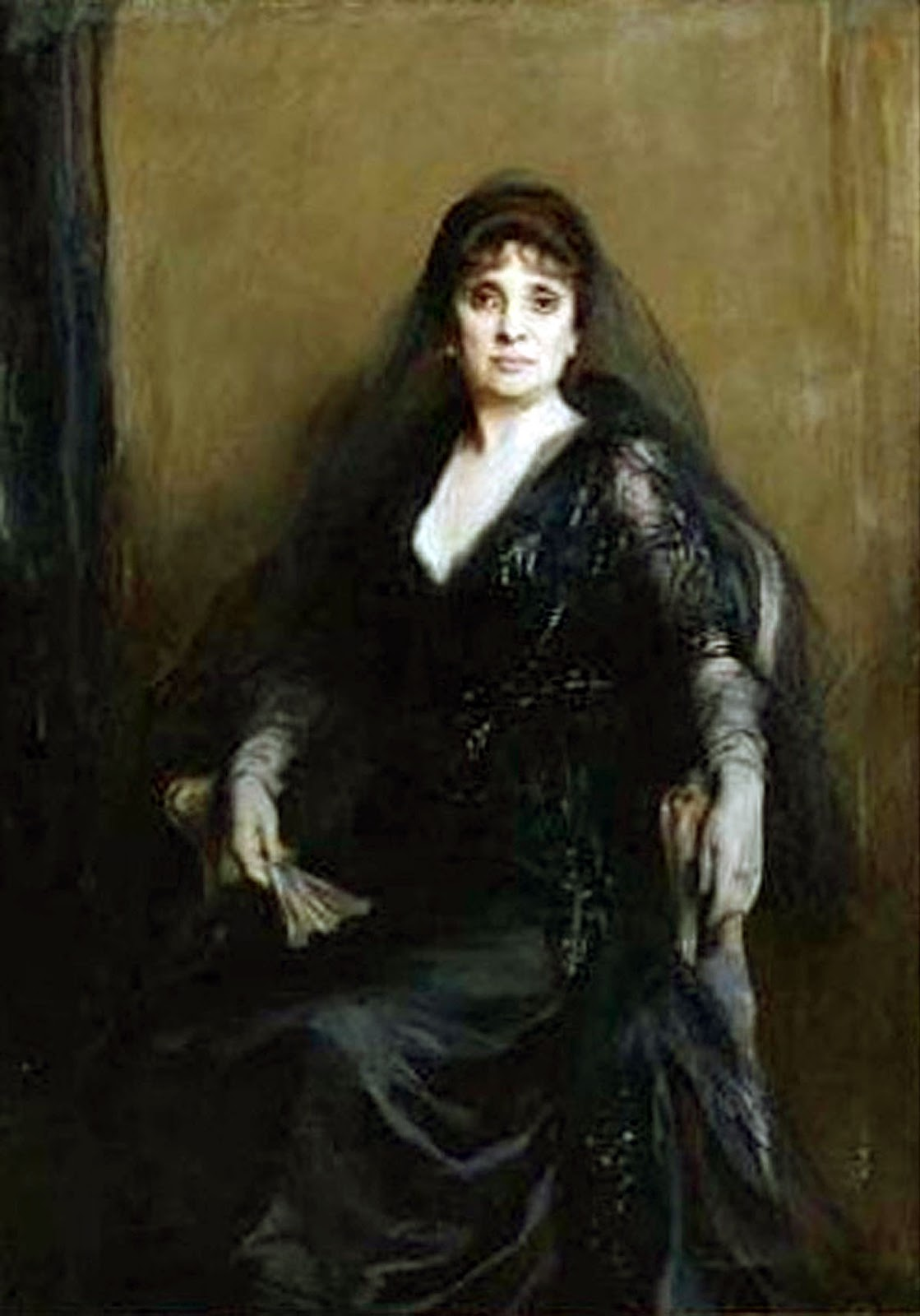 Retrato de la señora Santamarina