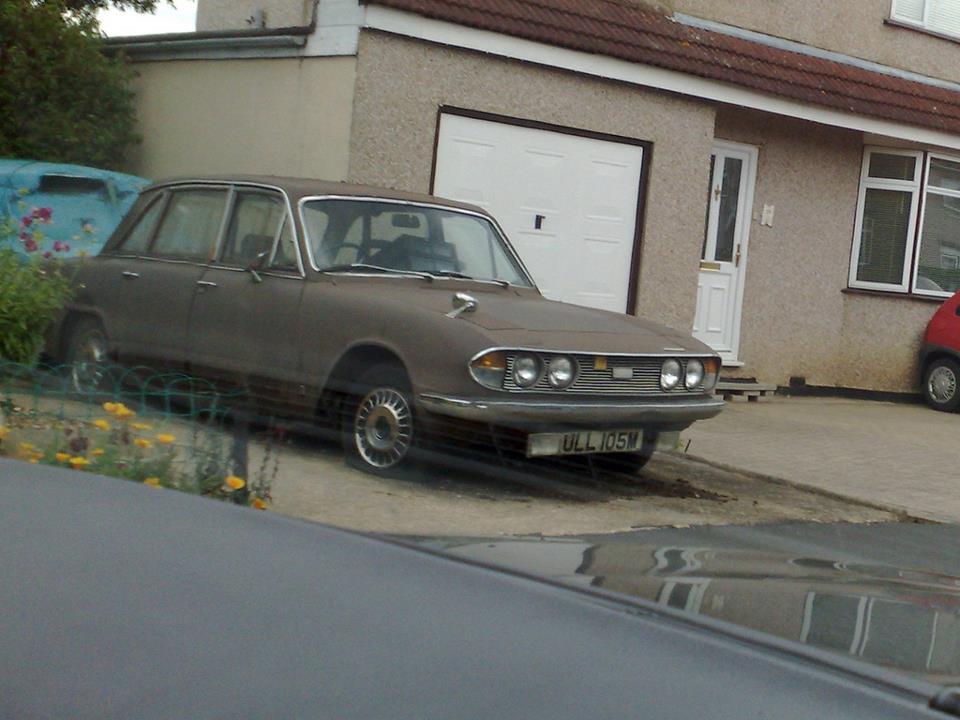 Classic Car Scrapyard Finds Facebook