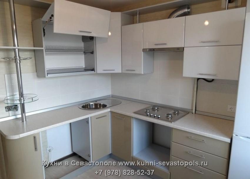 Цена на кухни на заказ в Севастополе