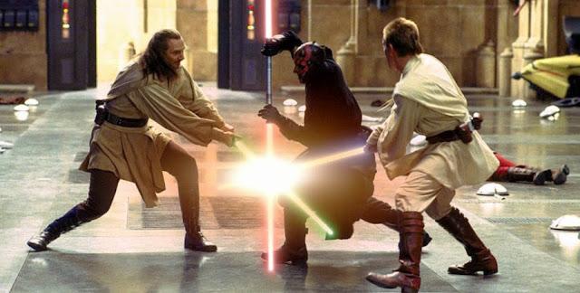 Star Wars Episode I - Lightsaber Effects
