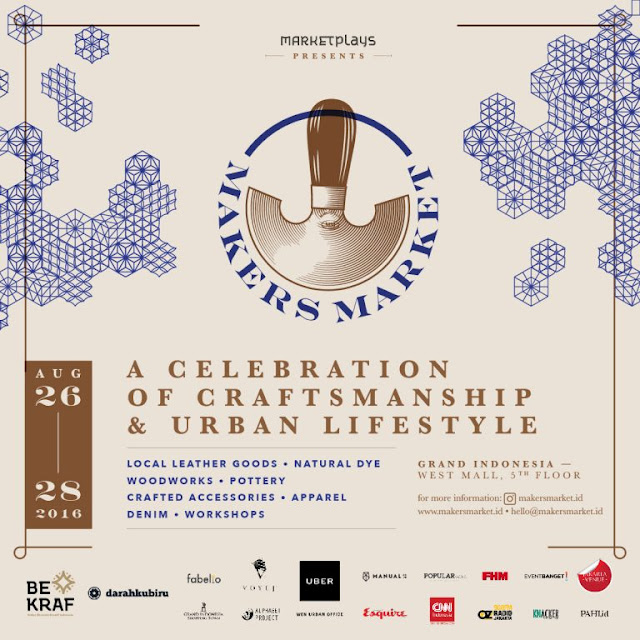 MakersMarket 2016 - Celebration Craftsmanship & Urban Lifestyle