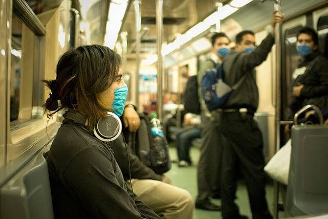 asa se raspandeste gripa