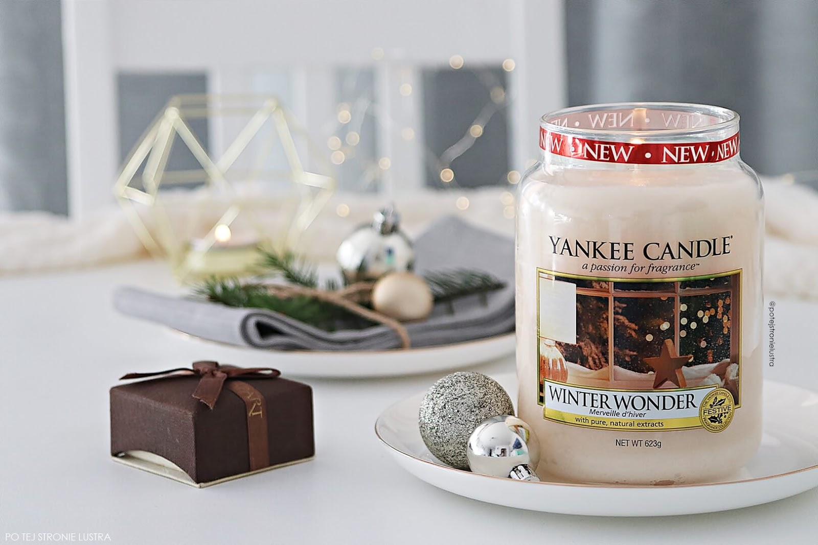 winter wonder yankee candle nowość zima 2018