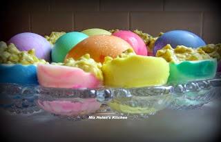 Deviled Eggs at Miz Helen's Country Cottage