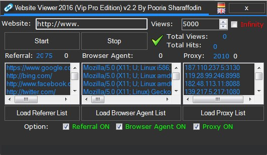 [GIVEAWAY] Website Traffic Viewer [Vip Pro Edition] [UNLIMITED TRAFFIC]