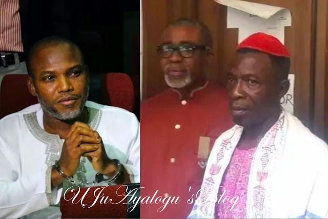 Will Nnamdi Kanu's Sureties Lose Their N300m Bond? Here is What IPOB Lawyer, Ejiofor is Saying