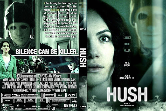 Hush DVD Cover