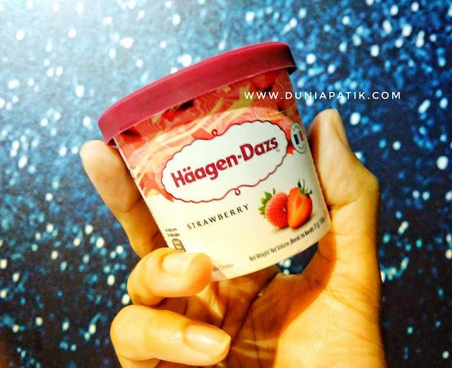 Haagen Dazs Strawberry