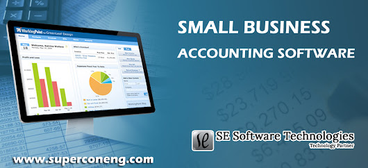 Small and Midsize Business Accounting Software by SE Software Technologies