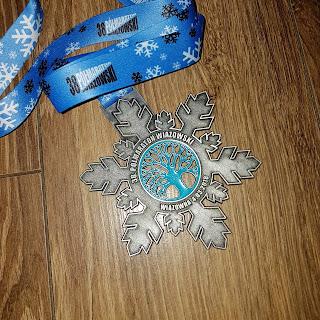 Medal Wiązowska Piątka 2018