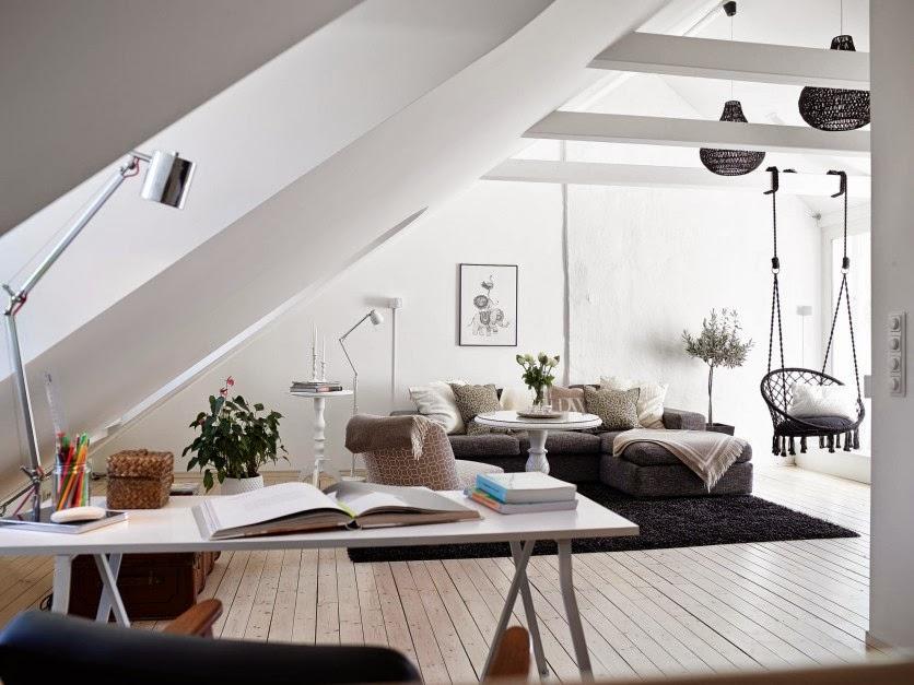 Wonderful Bello Interior De Una Casa Acogedora Decorada Con Encanto