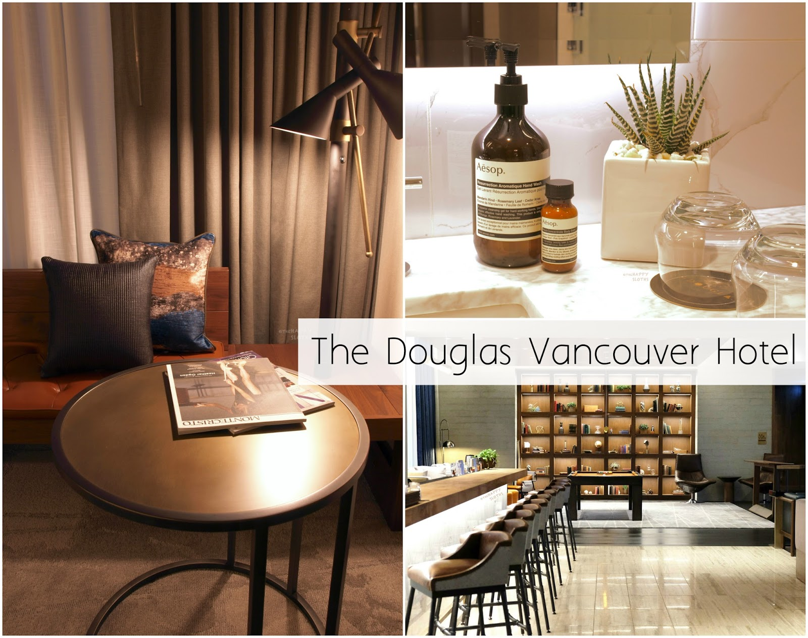 The Douglas Hotel Parq Vancouver Review