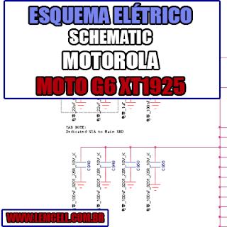 Esquema Eletrico Celular Smartphone Motorola Moto G6 XT1925 Manual de Serviço  Service Manual schematic Diagram Cell Phone Smartphone Celular Motorola Moto G6 XT1925     Esquematico Smartphone Celular Moto G6 XT1925