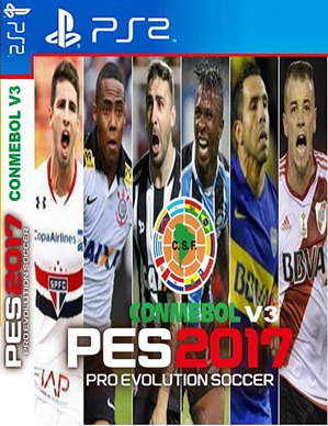 PES World Edition 2017 V3 (PS2)