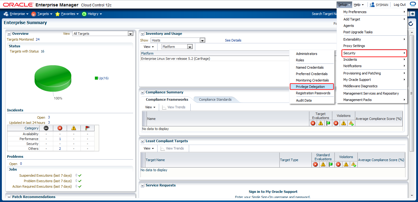Oracle Certified Master's - Blogs: Configure Auto Discover