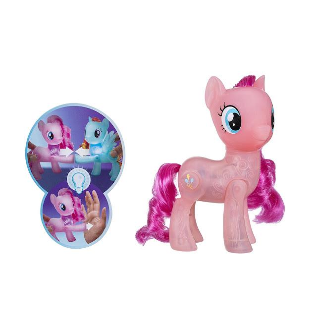 My Little Pony the Movie Rainbow Dash Shining Friends Brushable