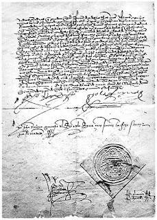 Edicto de Granada 31 de marzo de 1492