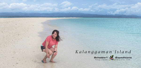 Kalanggaman Island Sandbar - Schadow1 Expeditions