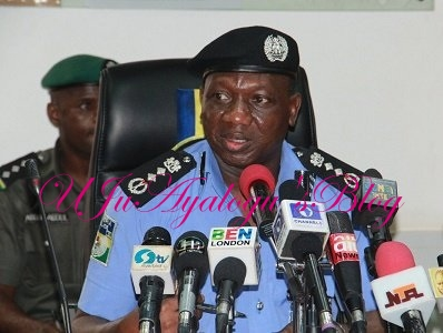 Breaking News: IGP Idris Heads to National Assembly On Senate Invitation