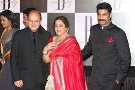 Anupam Kher Family Wife Son Daughter Father Mother Age Height Biography Profile Wedding Photos