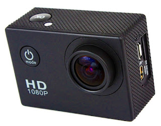 Spesifikasi Action Cam SJ4000 BUKAN SJCam - OmahDrones