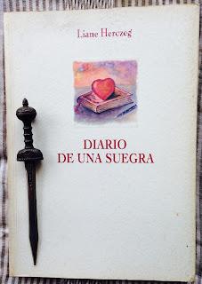 Portada del libro Diario de una suegra, de Liane Heczeg