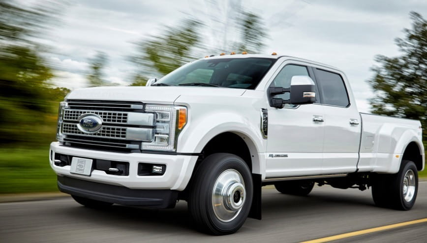 Ford Truck Recalls 2017